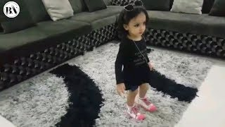 beautiful baby girl dance video | suit tera kala kala | Bollywood song | Punjabi Song