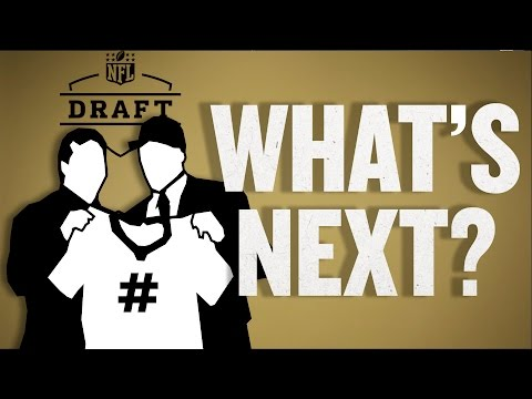 What really happens to players after the NFL Draft?