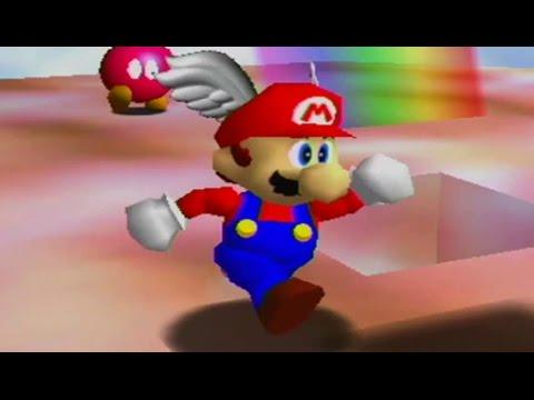 Super Mario 64 100% Walkthrough Part 14 - Tick Tock Clock