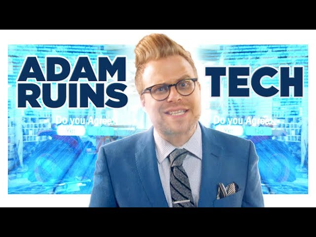 Why You Don't Own Your Tech