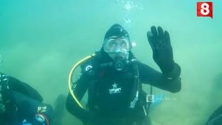 Новосибирск.НОВОСТЬ ДНЯ.Подводная свадьба-06.07.2016
