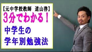 中1・中2・中3別の勉強法続き→http://tyugaku.net/gakunen/ 【成績U...