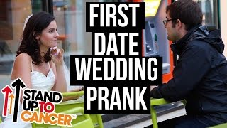 One of Laurbubble's most viewed videos: FIRST DATE WEDDING PRANK