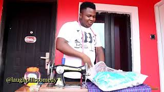 How Nigerian tailors disappoint LaughPillsComedy