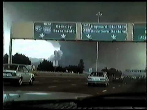 Oakland Hills Fire 1991