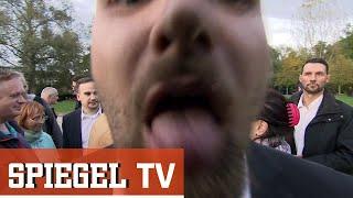 Gespaltenes Thüringen: Bizarrer AfD-Wahlkampf