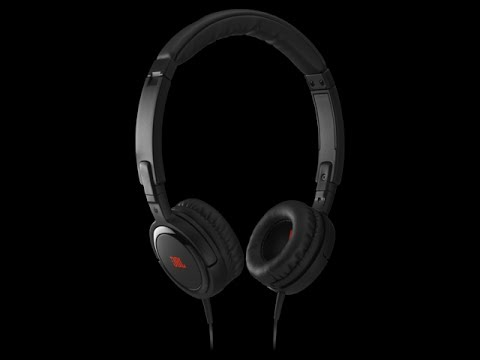 22b6f21281b JBL Tempo On-Ear Headphones Quick Review - YouTube