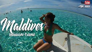 Maafushi Island Maldives October 2019