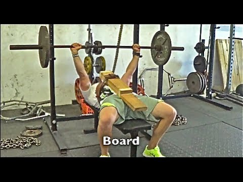 Strength Camp eCoach: Bench Press Variations