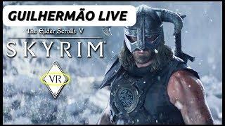 Skyrim VR! PC - Português - pt - br - a primeira hora