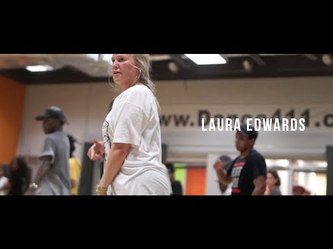 Chris Brown - Poppin | Laura Edwards Choreography | BKW Media