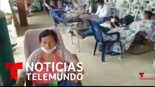 Coronavirus: Perú, Colapsa Sistema De Salud Por Covid 19 Sumando Muertes   Noticias Telemundo