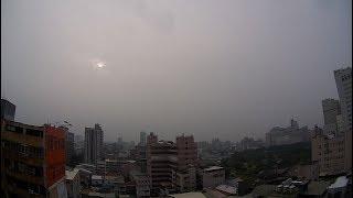 台中市的天氣影像縮時_957 (2018年4月29日)
