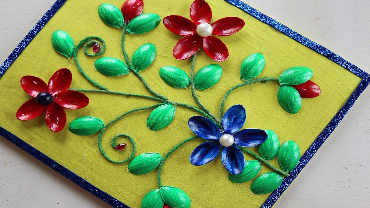 Amazing Crafts Ideas Best reuse ideas for home decor