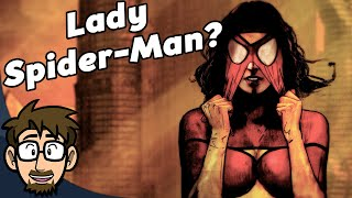 Spider-Woman Isn