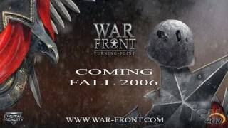 War Front: Turning Point PC Games Trailer - New Trailer