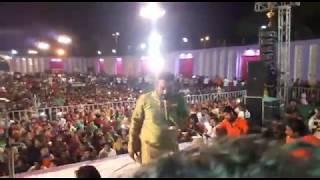 Ustad master saleem ji live jagran in Delhi