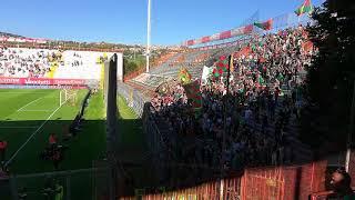 Tripudio rossoverde a Perugia il derby lo vince la Ternana