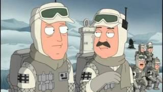 Family Guy Star Wars Funny Bits