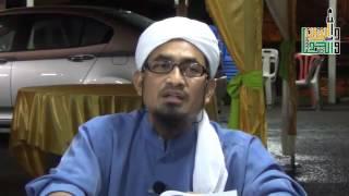 Maulana Fakhrurrazi | Pengajian Hadith Sunan Abu Daud 31.10.2014