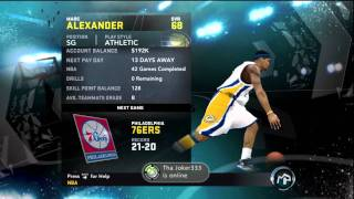 nba 2k12 the death of my player must see ft ymdtv