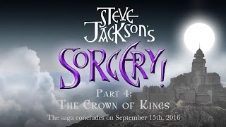 Sorcery! Part 4: The Crown of Kings - Official Trailer