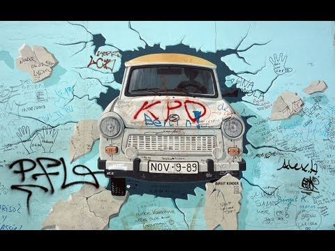 Berliner Mauer (Berlin Wall) East Side Gallery