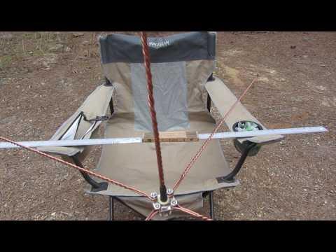 2-METER Radio Antenna Homemade