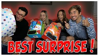 SURPRISING MY FAMILY WITH THEIR DREAM GIFT!!!