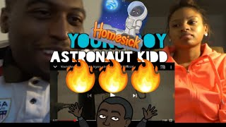 YoungBoy Never Broke Again - Astronaut Kid [Official Video](REACTION)