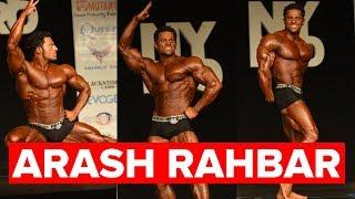 МЫШЕЧНАЯ МАШИНА из ИРАНА--Араш Рахбар - Бодибилдинг мотивация.