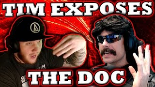TIMTHETATMAN EXPOSES DR DISRESPECT | TWITCH STREAMERS