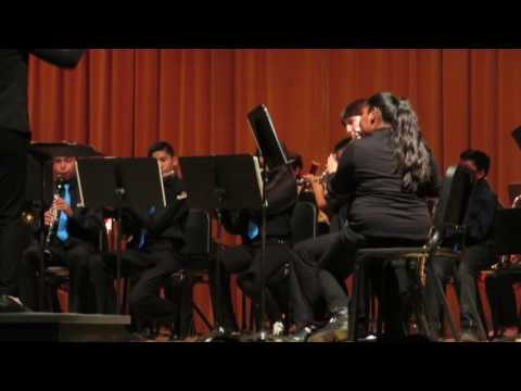 DATA (De Anza Academy of Technology and the Arts) Spring Concert 2016 Part 2