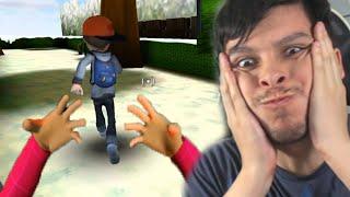 ME CONVIERTO EN LA PROFESORA DEL MAL Y ATRAPO AL NIÑO LOCO !!  - Scary Teacher (Horror Game)