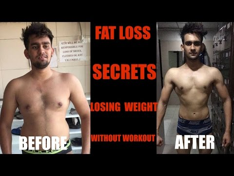 Fat Loss Secrets in Hindi | Losing Weight Without Working Out | Indian Fitness Channel