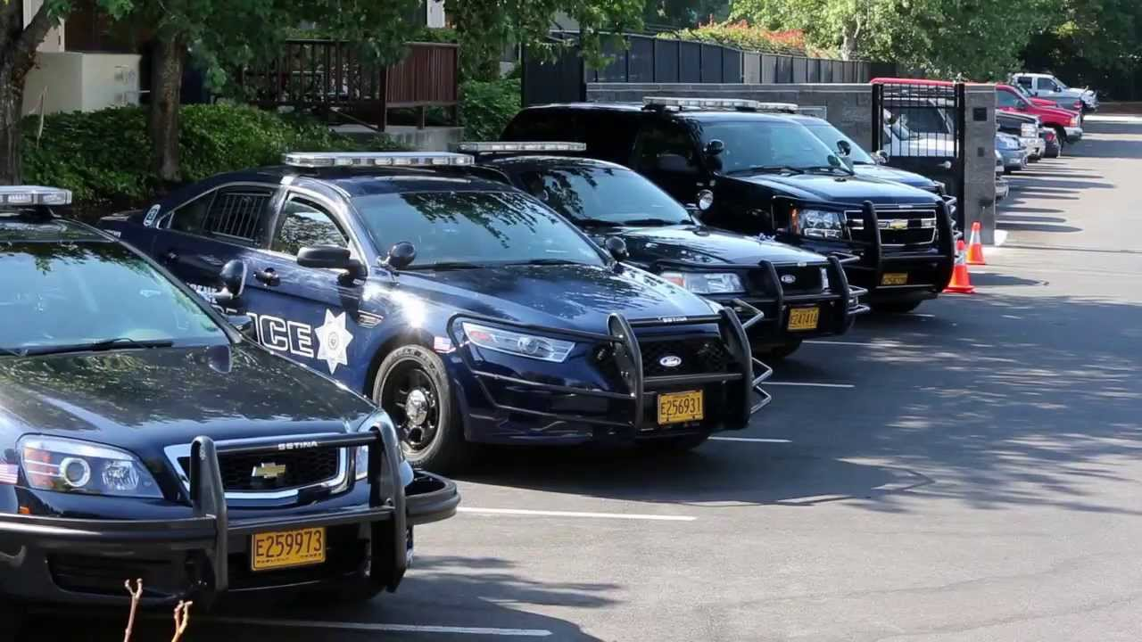 Eugene Police pick a new partrol car - YouTube