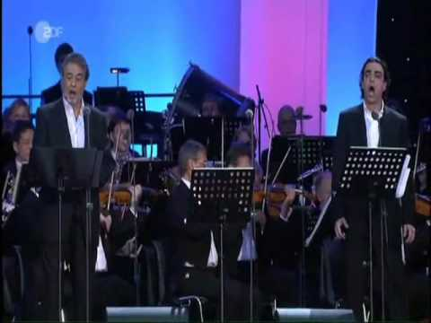 Les Pêcheurs de perles by Bizet performed by Placido Domingo and Emilio Rolando Villazón Mauleón