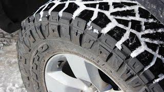 Nitto Ridge Grappler Review - CTKC Road Tests