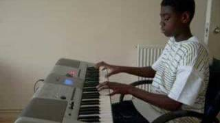 Usher feat Young Jeezy Love in this club Keyboard Cover
