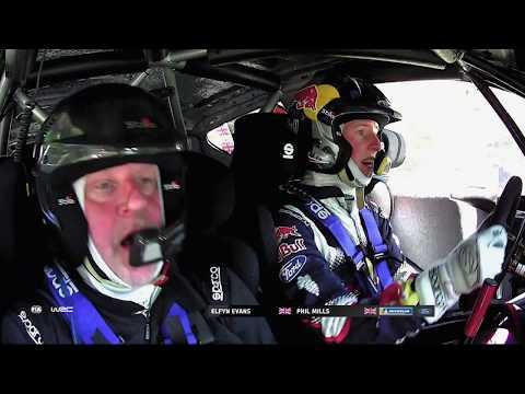 WRC - Tour de Corse 2018 / M-Sport Ford WRT: Friday Recap