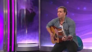 Niclas Carsten - When we were on fire - Idol Sverige (TV4)