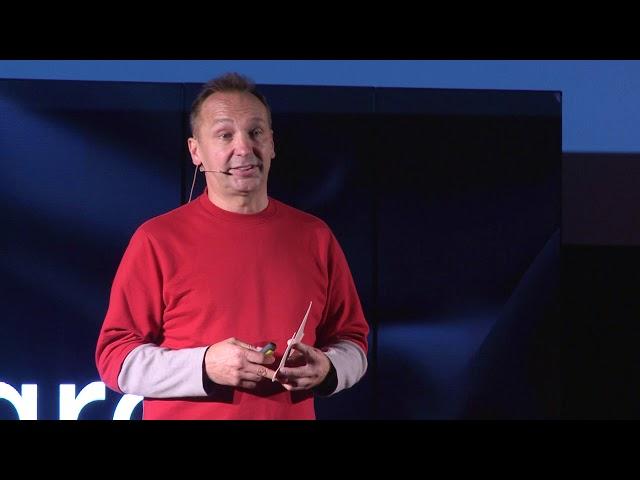 Odijelo koje stvara zadovoljstvo slobodnog letenja | Robert Pečnik | TEDxZagreb