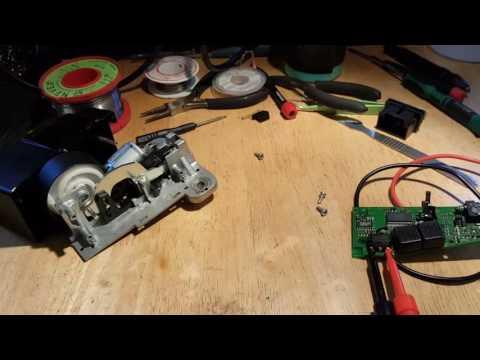 VW Passat B6 Steering lock fault failure repair.