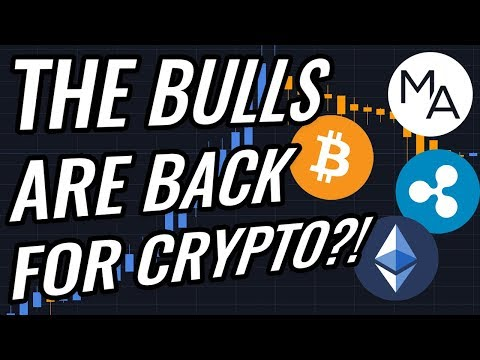 The Bulls Are Coming Back In Bitcoin & Crypto Markets? | U.S. Stock Market Experiences Record Growth