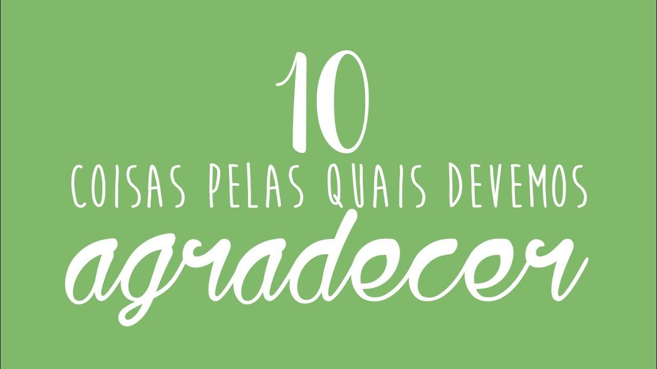 Frases De Agradecimento Profissional: 10 Coisas Pelas Quais Devemos Agradecer
