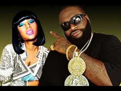 Rick Ross ft. Nicki Minaj - You The Boss - Slowed