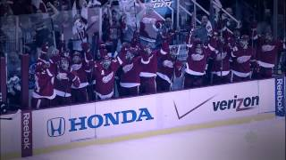 May 25, 2013 (Chicago Blackhawks vs. Detroit Red Wings - Game 5) - HNiC - Opening Montage