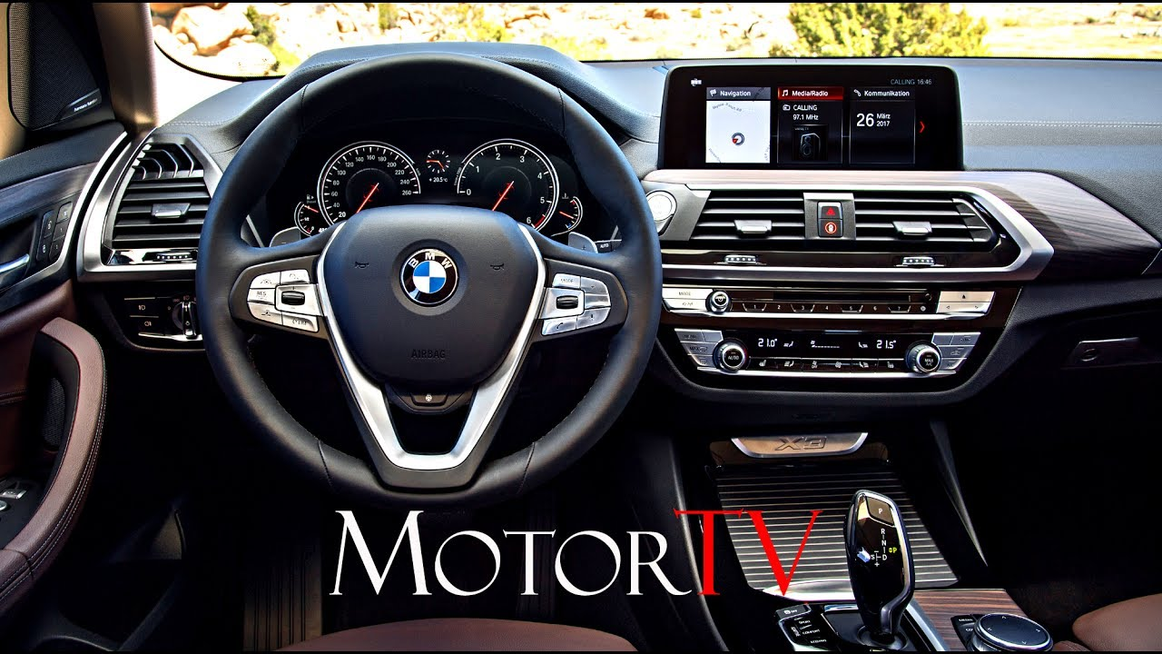 Suv All New 2018 Bmw X3 G01 L 30d Xline L Interior L Clip Youtube