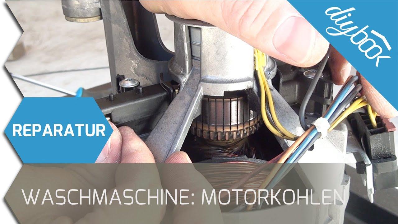 Gorenje Waschmaschine Motorkohlen Wechseln Youtube Wiring Diagram For Hoover Washing Machine