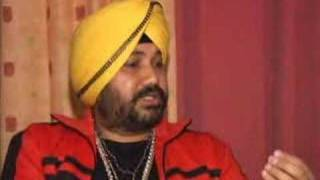 Daler Mehndi - The pop star Interview Part 4 MUST WATCH